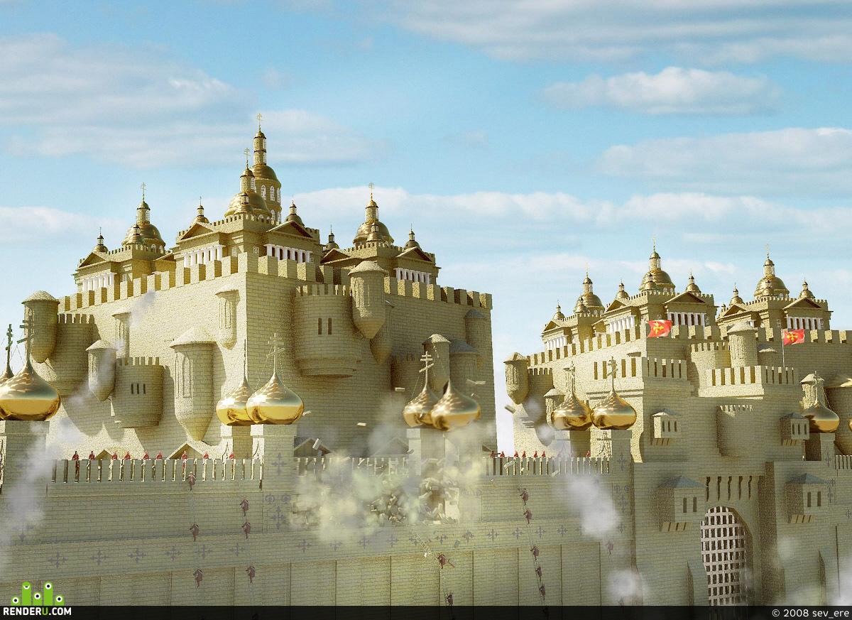 preview Осада священной крепости