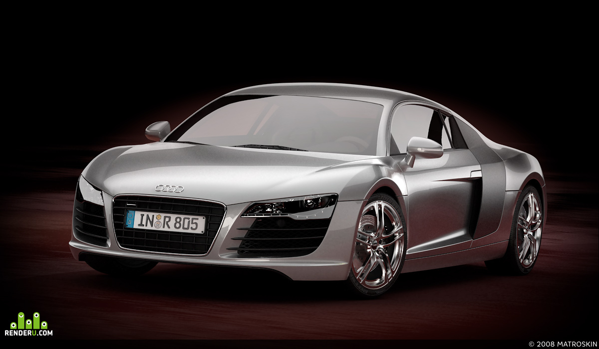 preview Audi R8