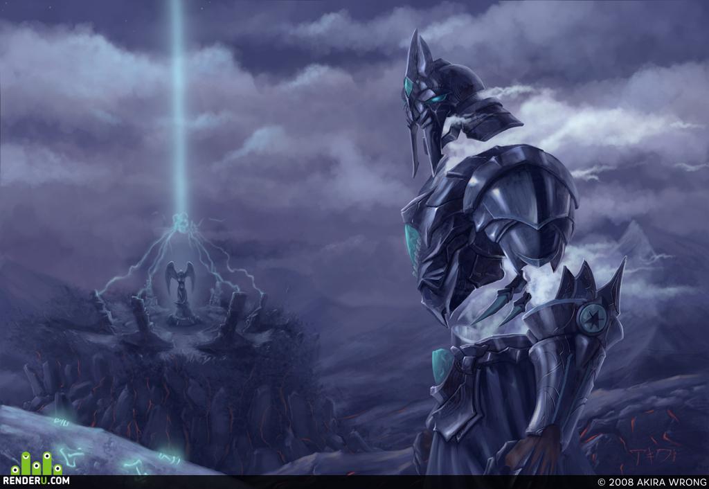 preview Призрачный рыцарь