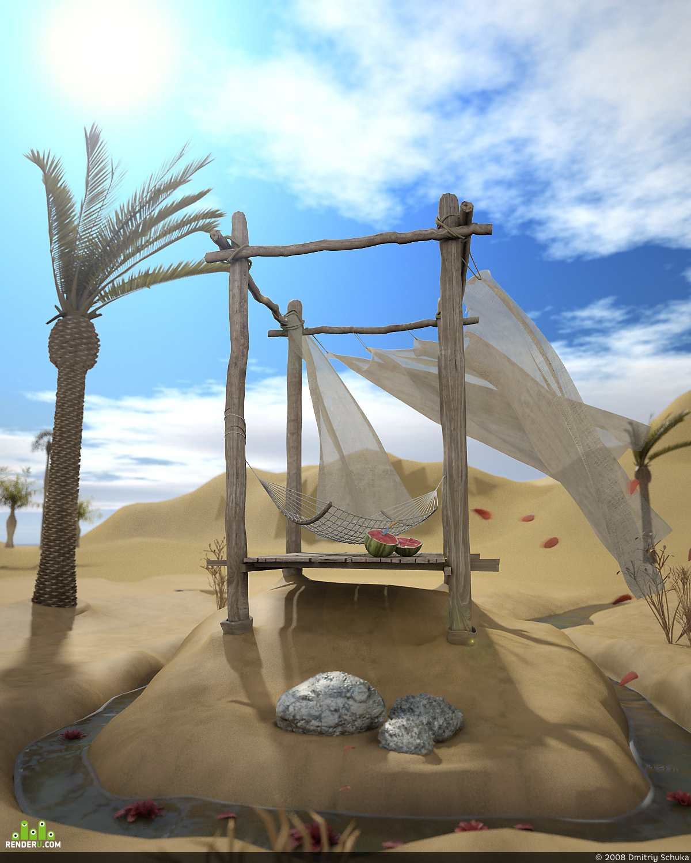 preview Лето в пустыне...