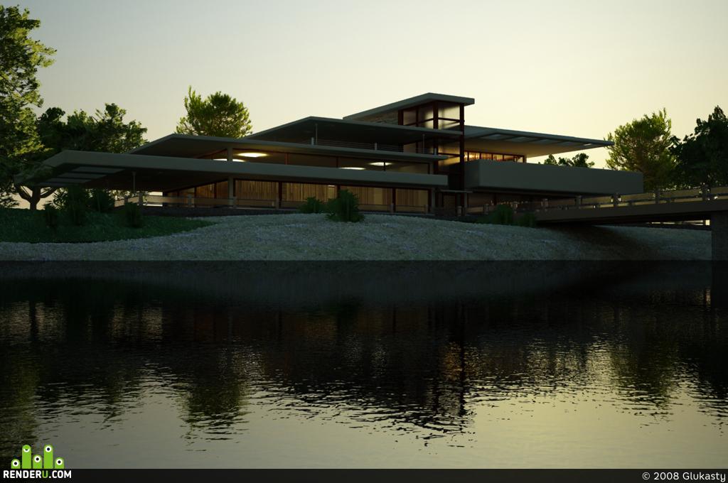 preview Дом у озера
