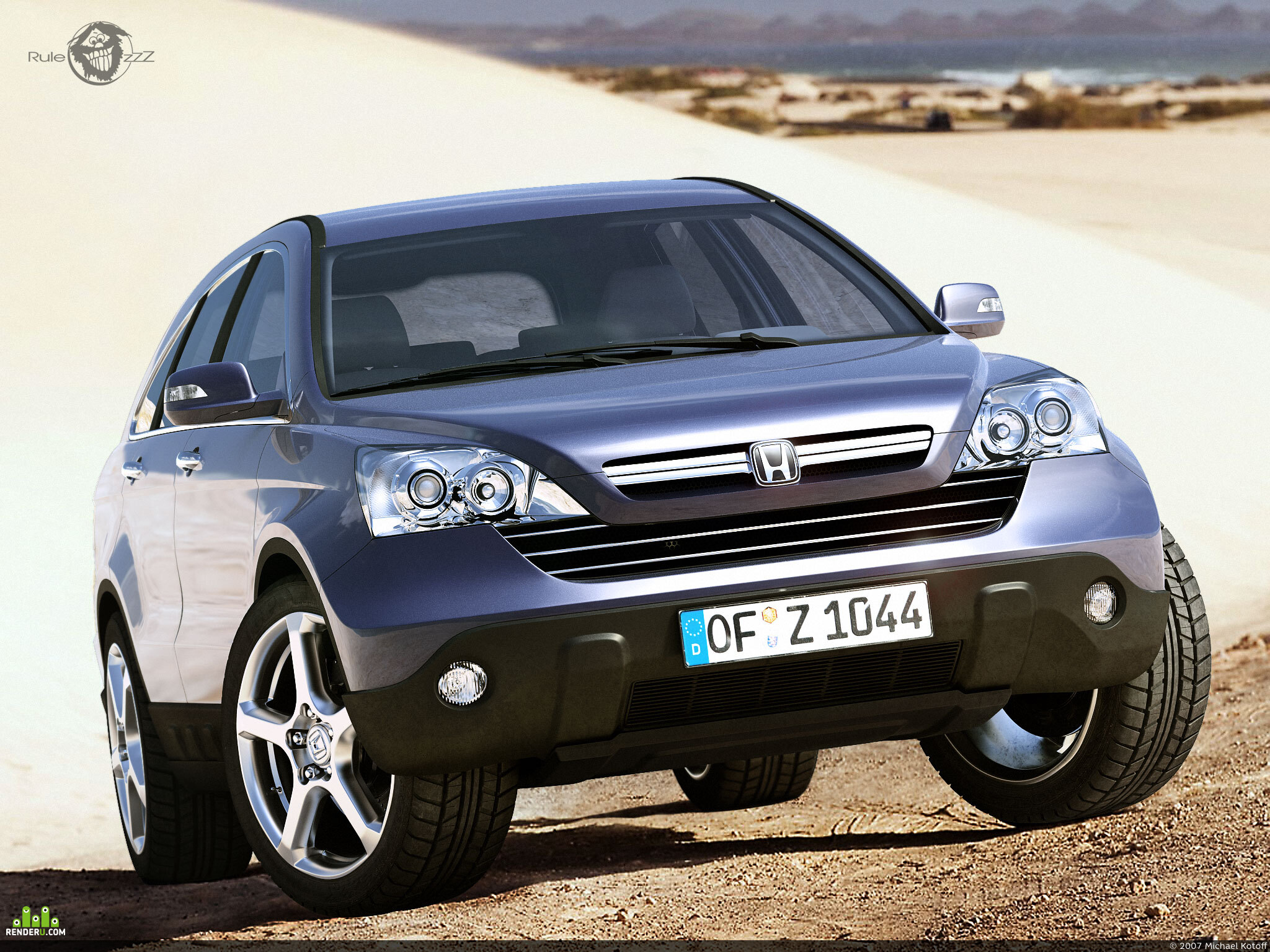 preview Honda CR-V