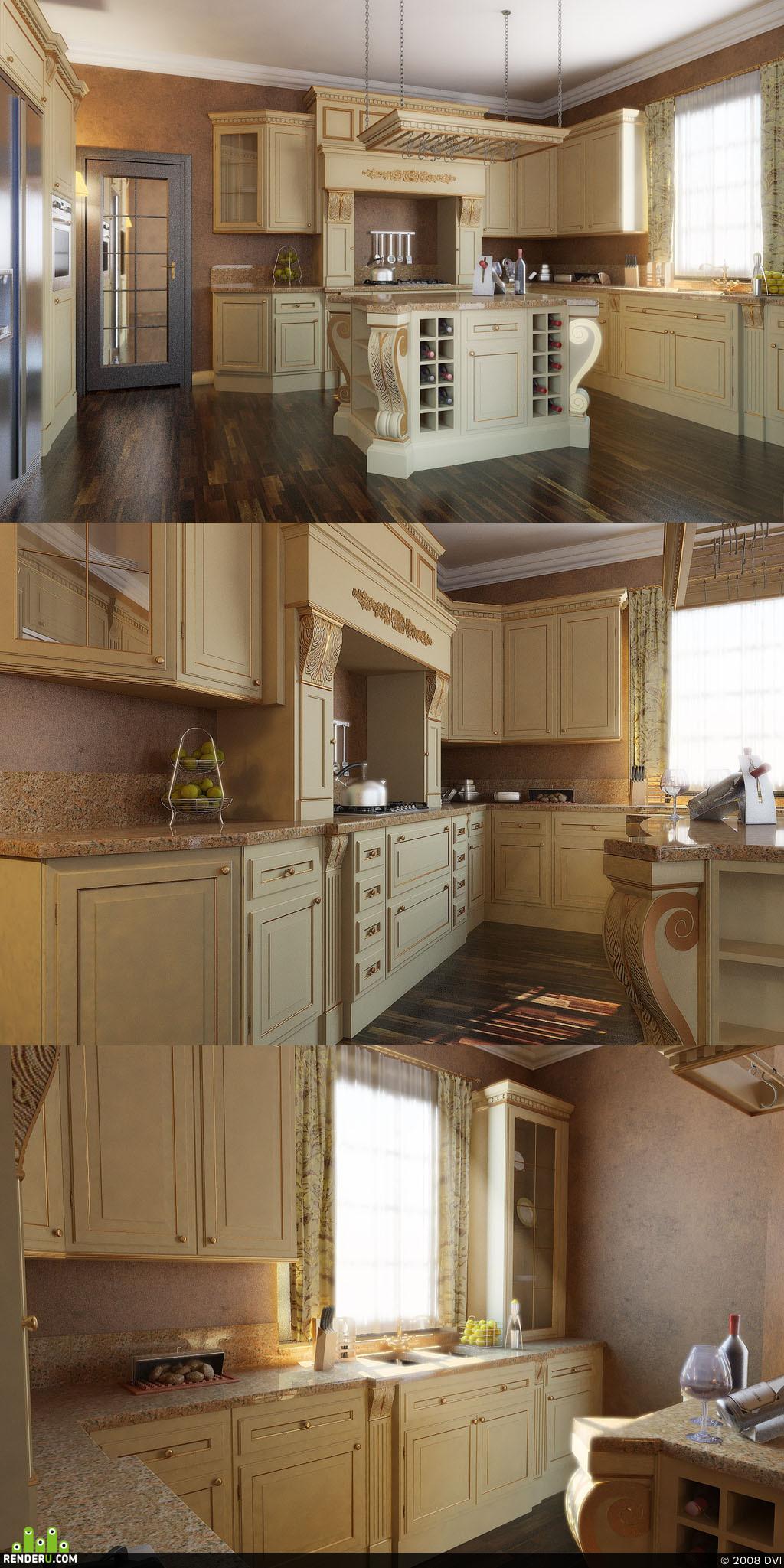 preview Кухня Francesco Molon