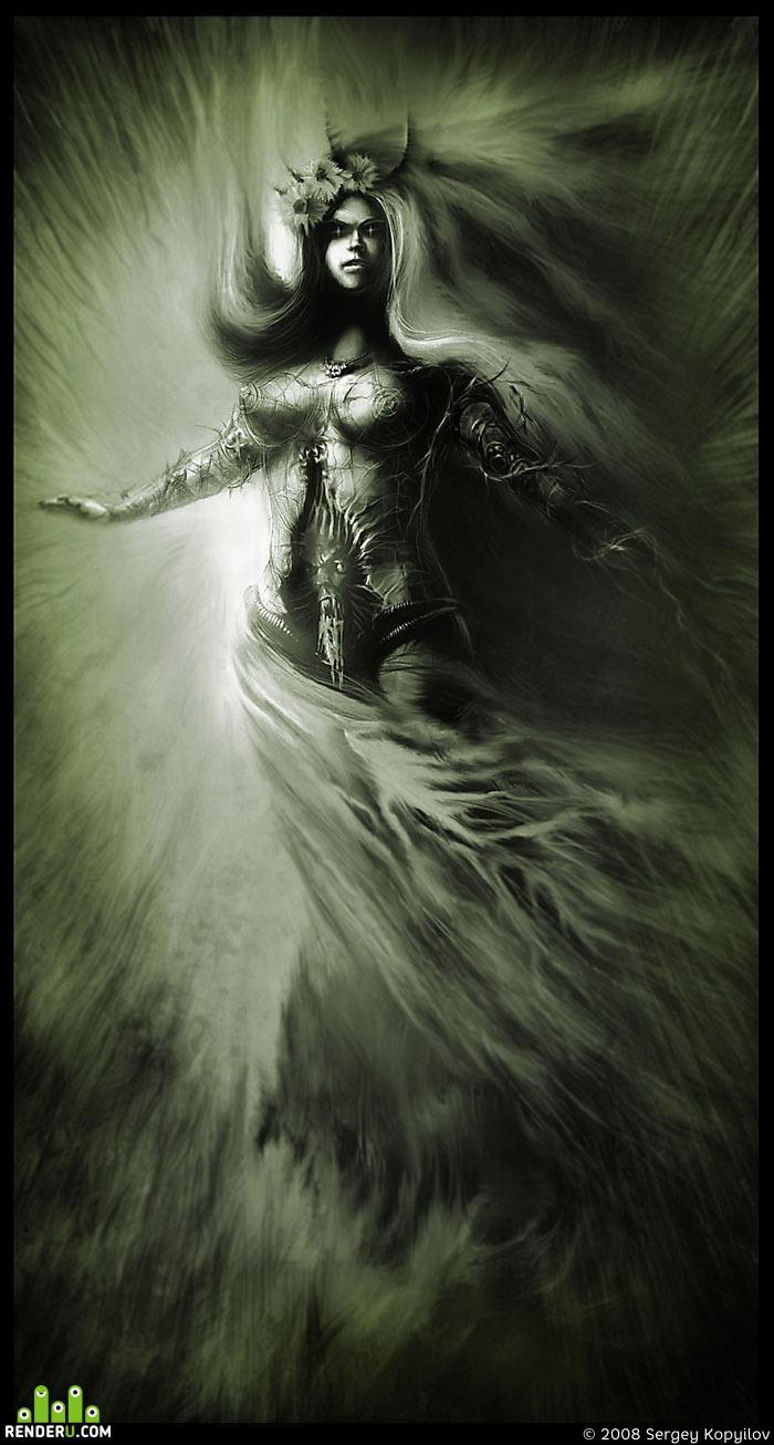 preview Дева-Смерть