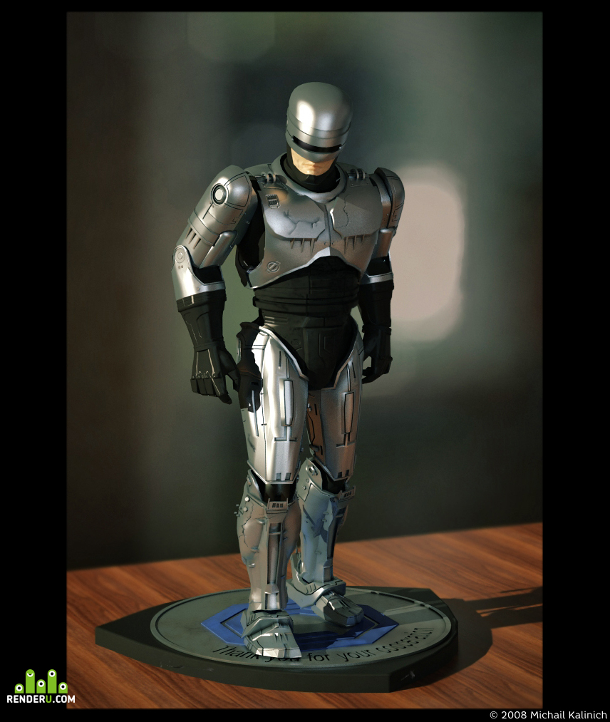 preview RoboCop (toy version)