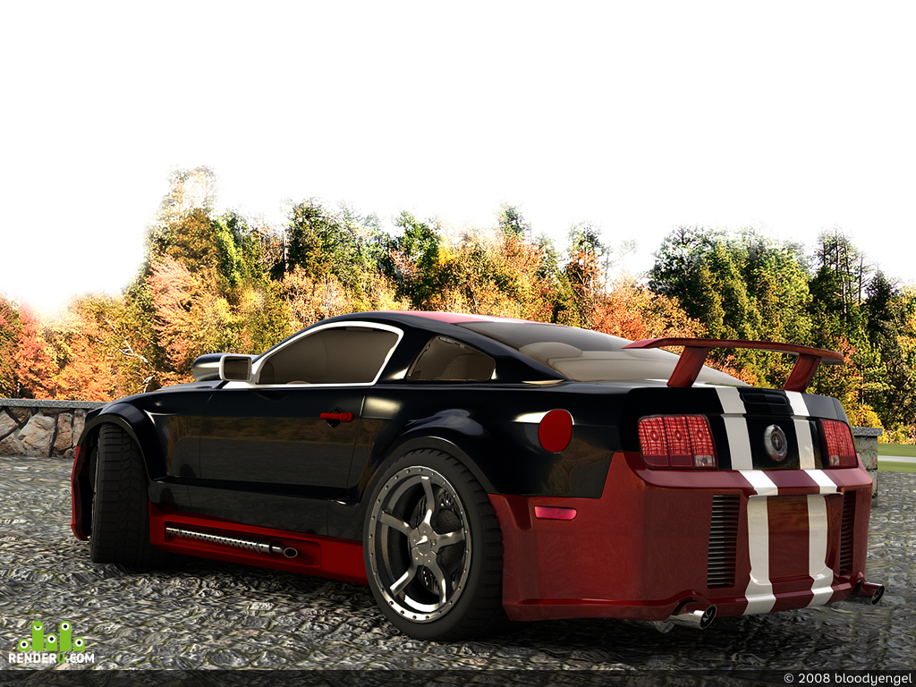 preview Ford_Mustang