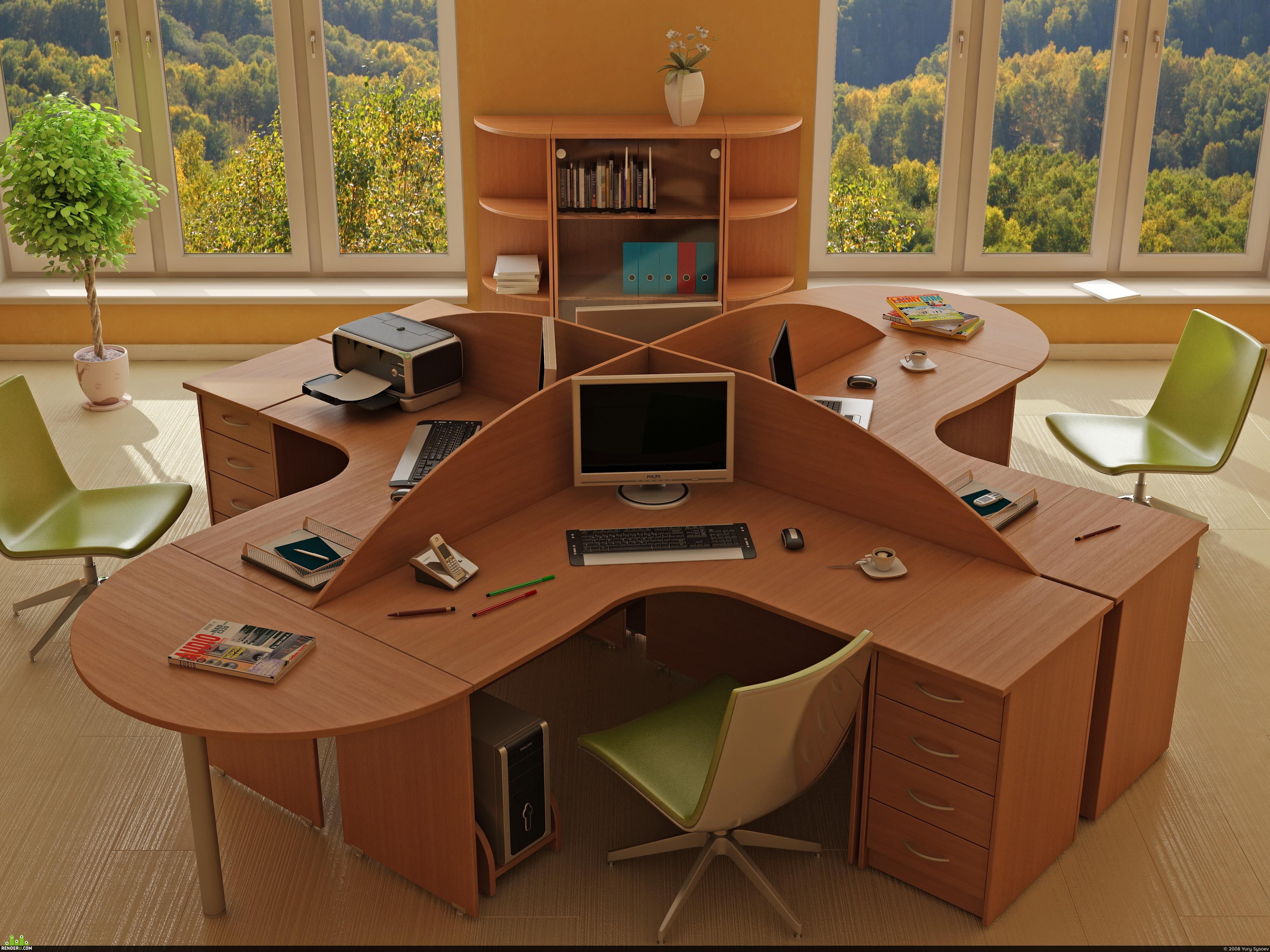 preview Коллекция офисной мебели