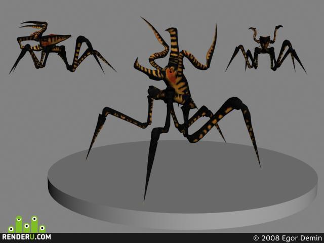 preview Arachnid