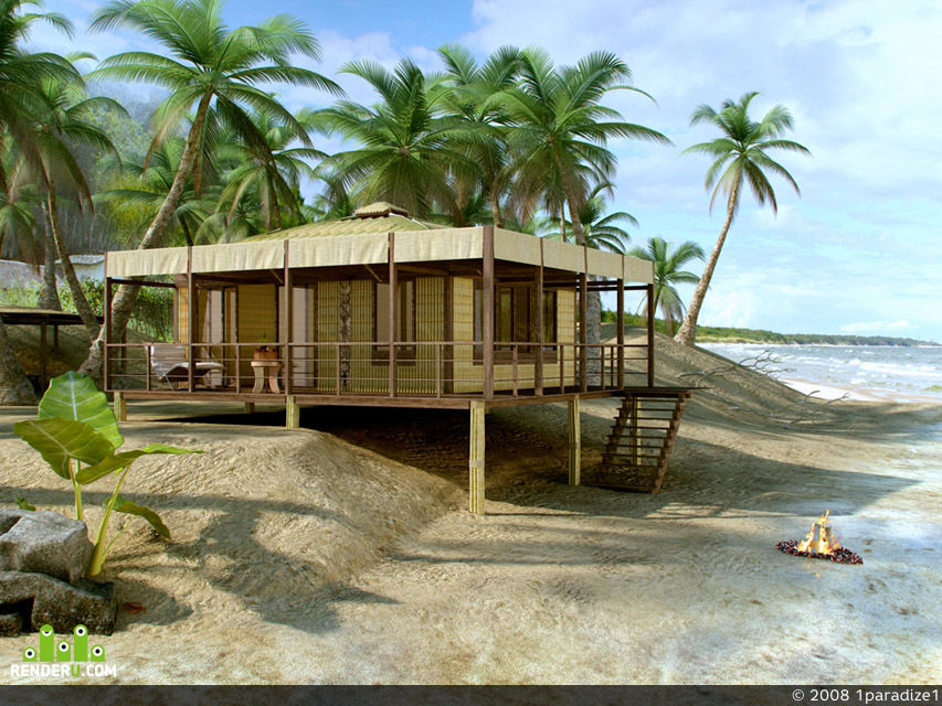 preview Бунгало на берегу моря