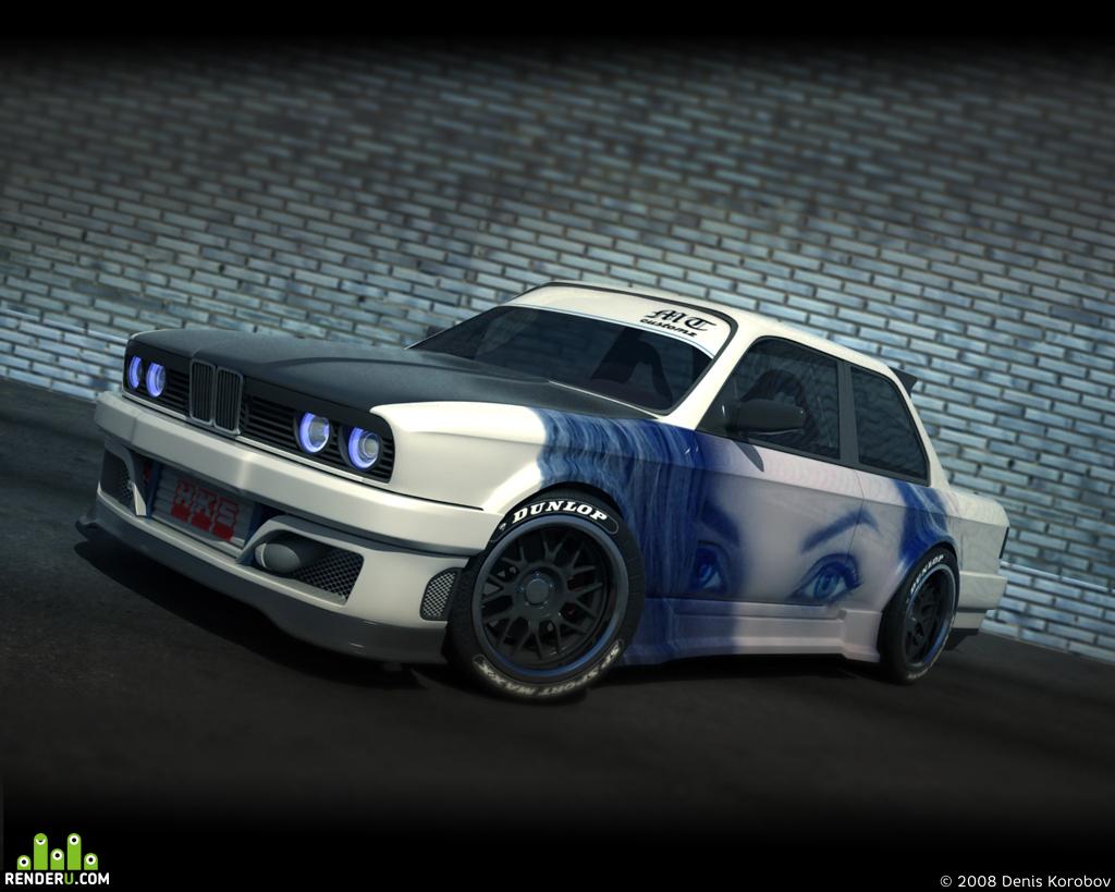 preview BMW 3s E30