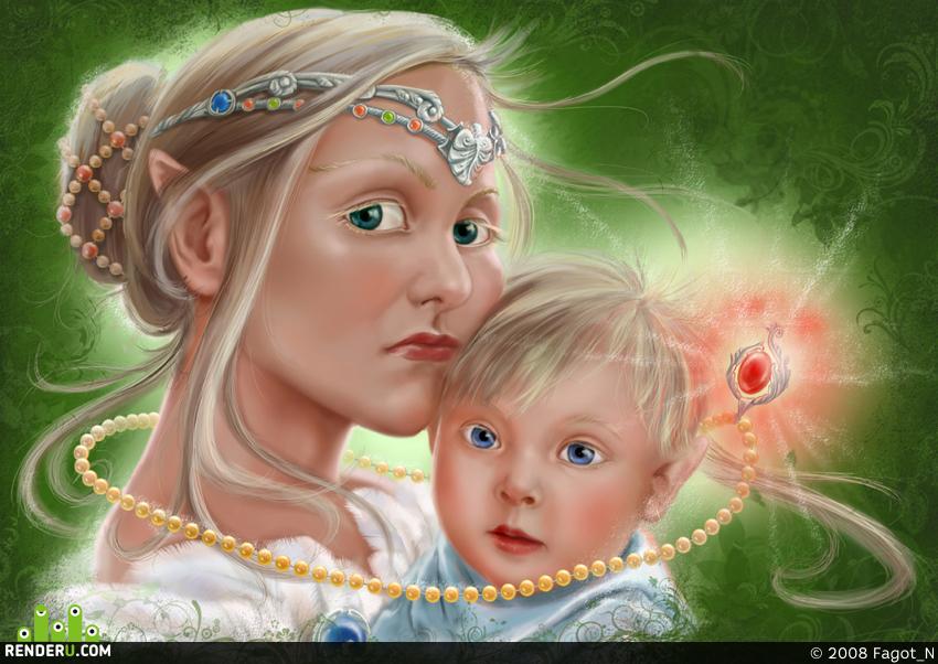preview материнская любовь