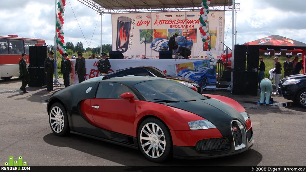 preview bugatti veyron