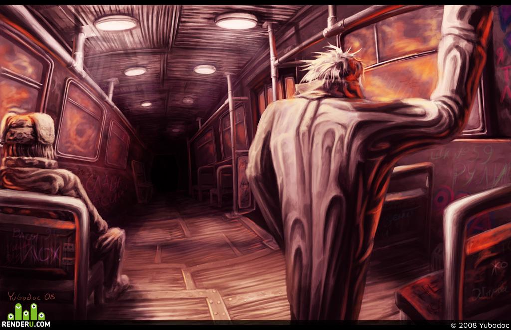 preview Тьма в конце трамвая