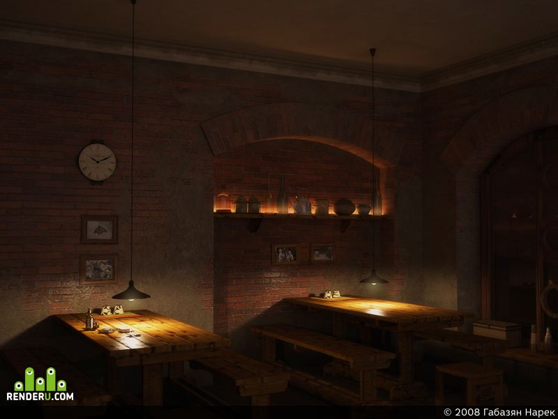 preview Old Cafe