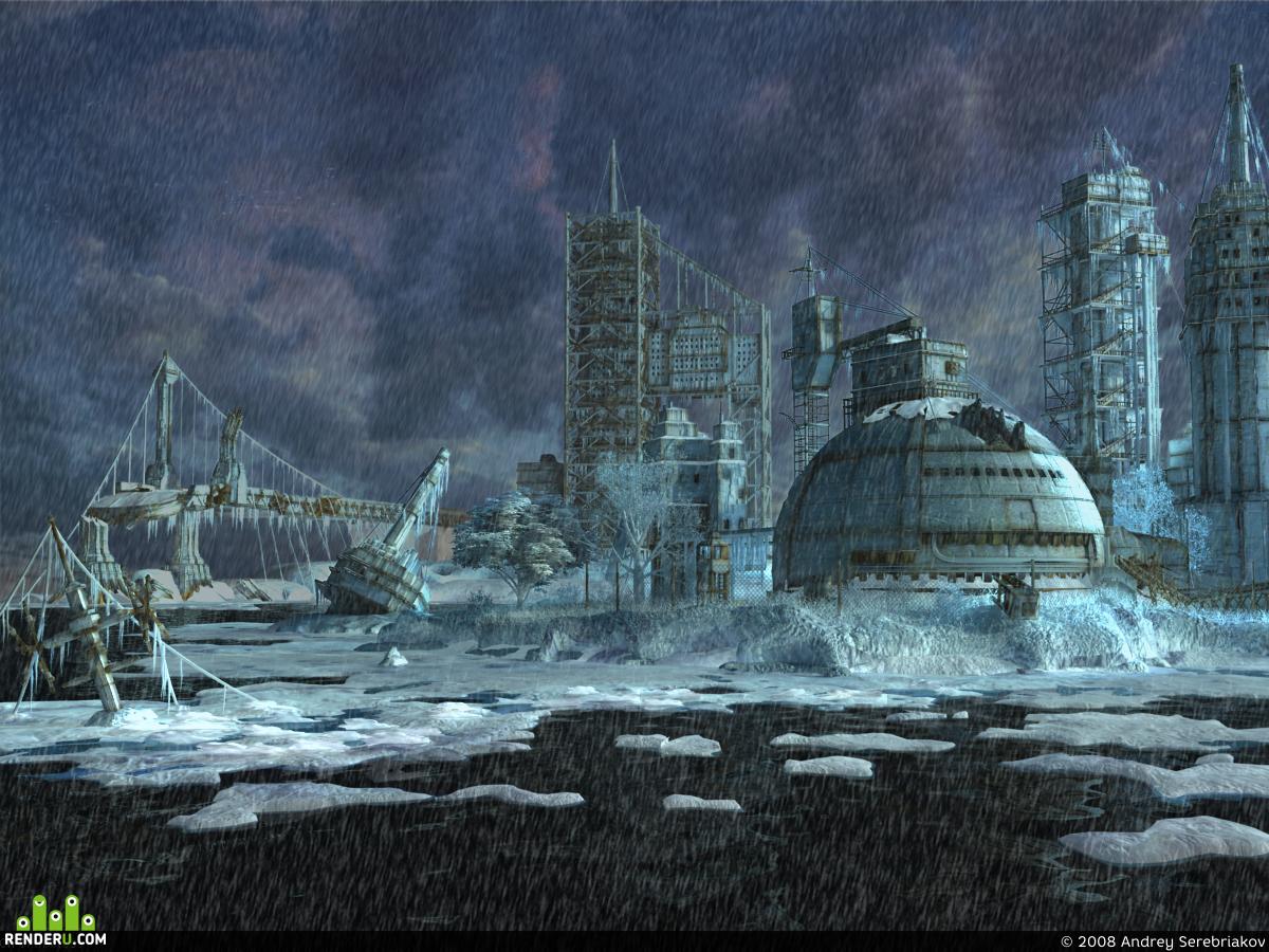 preview Покинутая колония