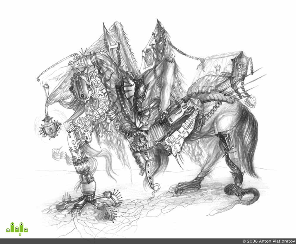 preview Daemon-centaur