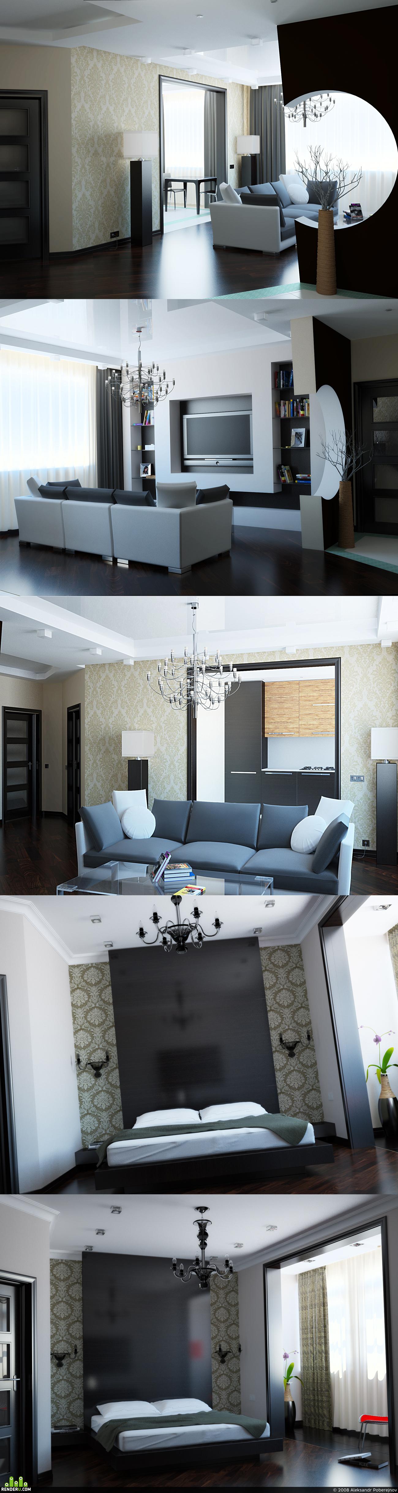 preview квартира в панельном доме