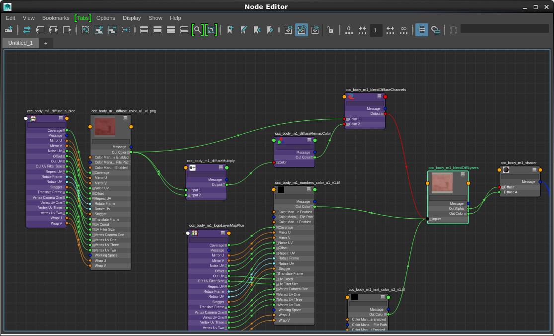 Обзор Autodesk Maya 2016