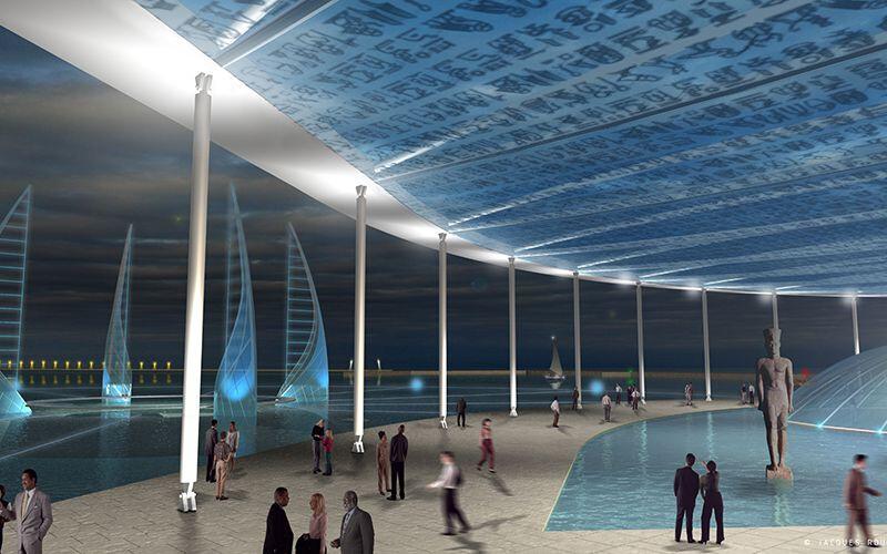 Подводная архитектура достигает новых глубин   %name