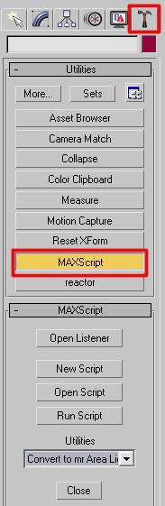 MAX SCRIPT  Пишем экспортер