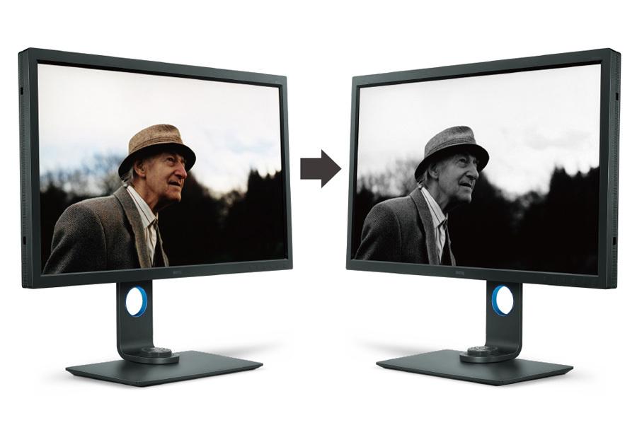 Характеристики монитора для фотографа