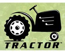 PIXAR Tractor 1.0 logo