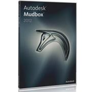 Autodesk Mudbox 2012 boxshot