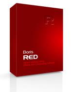 Boris RED box shot