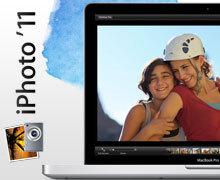 Apple iPhoto 11 header