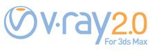 V-Ray 2.0 Logo