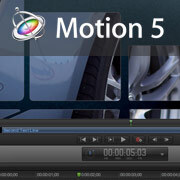 Apple Motion 5 header