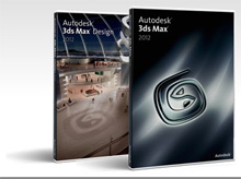 3ds Max 2012 boxes