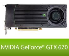 NVIDIAGeForceGTX670