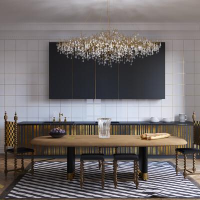 3ds Max, Corona Renderer, interior, interior design, Adobe After Effects