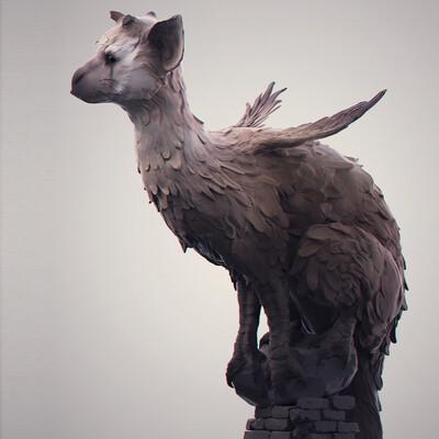 Япония, Трико, персонаж, существо, зверь, Животные