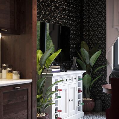 3ds Max, Corona Renderer, rendering, RenderMagazine, interior, interior design, Компьютерная графика/CG