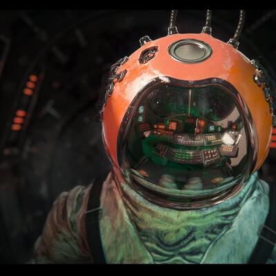 WARM SPACE, Space portal