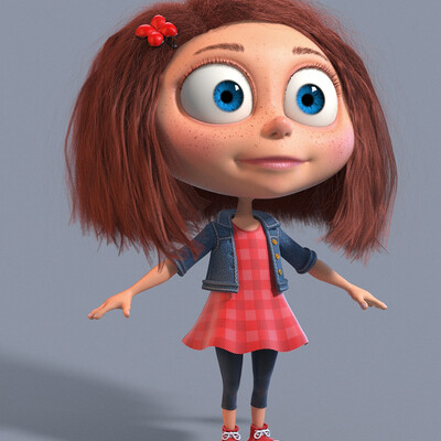 3D Studio Max, Maya, Character, design_character