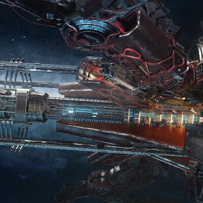 Concept art, Fantasy, sci fi