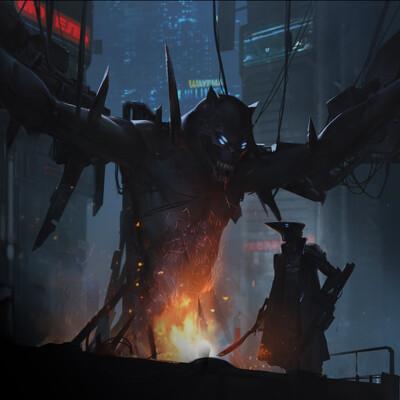 cyberpunk, cyberpunk2077, bloodborne