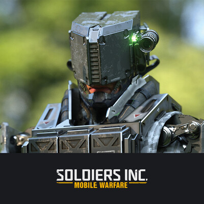 digital 3d, character, design_character, soldiers, future soldiers, Plarium