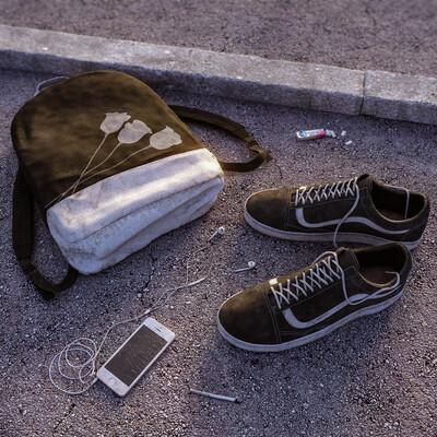 Vans, Iphone