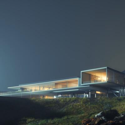 Architectural3Dvisualizer, architecture, Octane Render, Cinema4D, render, 3drender, illustration, design, visualisation