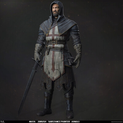 Game of Thrones, game art, Characters