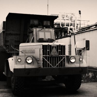 ссср, Россия, Украина, Краз, грузовик, Чернобыль, сталкер, Краз Ликвидатор