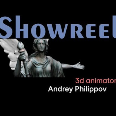 3d animator, 3D showreel