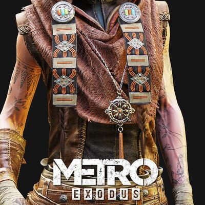 Metro, metroexodus