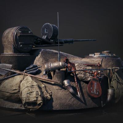 T-27, tank, WOT, world of tanks, Ян Жижка, Танки