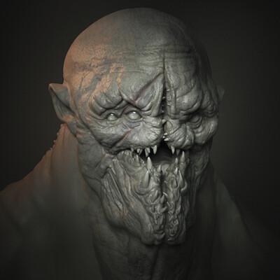 digital 3d, Characters, Concept Art, alien, creatures, monster