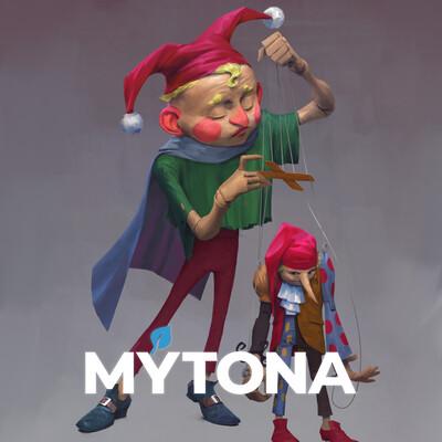 mytona, concept_art, gameart, 2D, Character